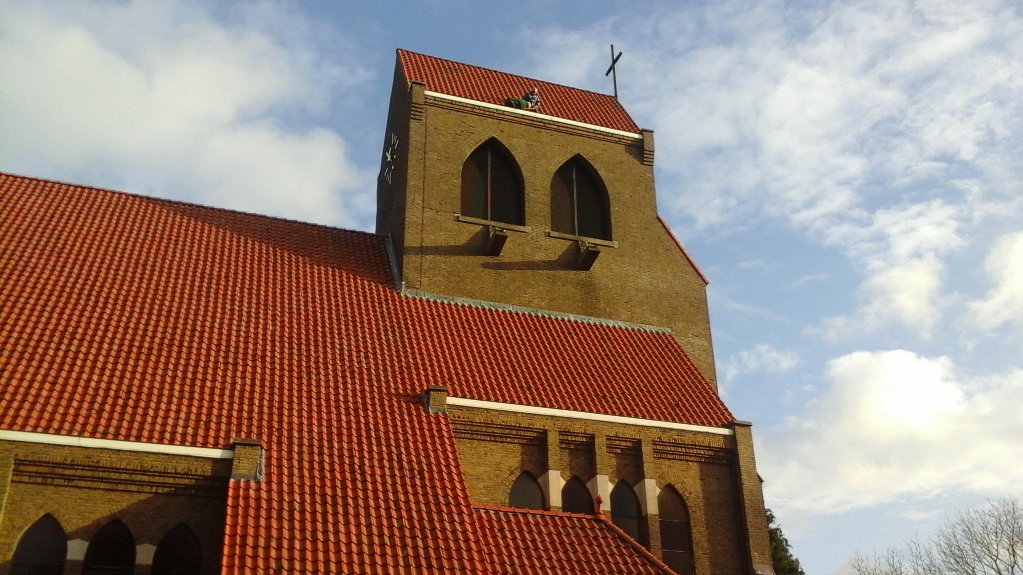 Onderhoud kerkgebouw